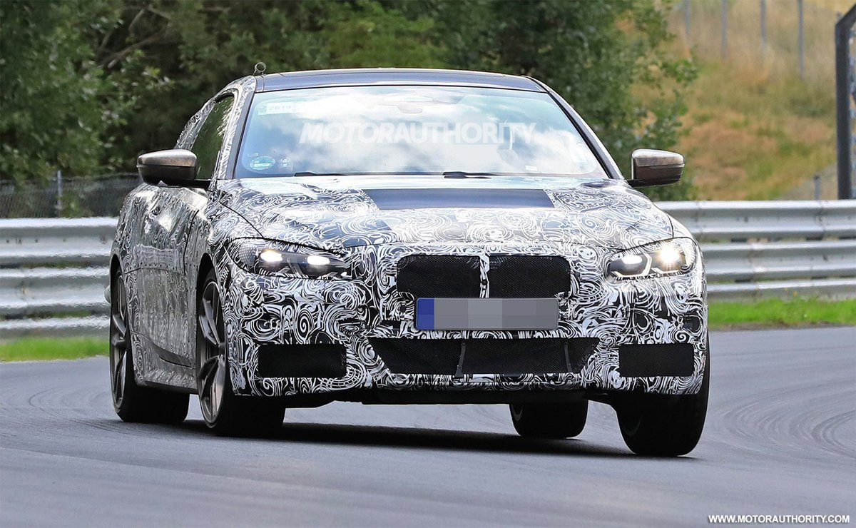 2021 Spy Shots BMW 3 Series Pictures