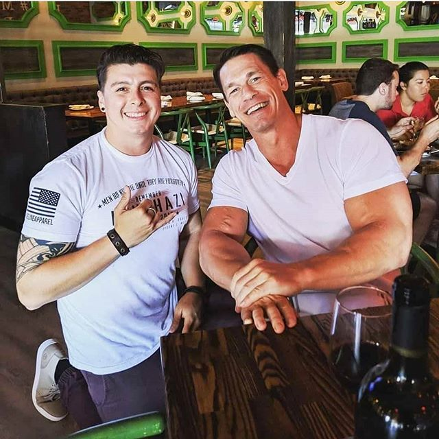 Champ @JohnCena Follow @JohnCena.2 For More . . . . . . . . . . . . #cena #wwe #wwe2k16 #wrestlemania #skysports #smackdown #cenation #johncena  #totalbellas #smackdown #nikkibella #nena #SDLive #totaldivas #paige #tripleh #ufc #cmpunk #deanambrose  #tri… https://t.co/UIflbhOGNE https://t.co/ivjn184COV