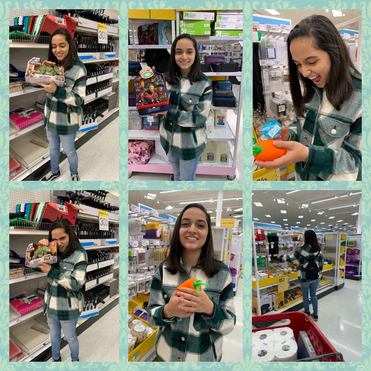 School supply shopping has been our aunt/niece tradition since she was in Pre-K. This is the 14th year (possibly the last) as she begins her senior year of high school. Where has the time gone?! #favoritehuman #tradition #favoriteniece <br>http://pic.twitter.com/BOUfCrUc6A