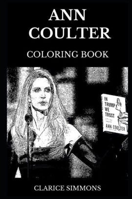 Ann Coulter Coloring Book! Would rather have the Ann Coulter doll but the coloring book might be nice. #annfans only  https://t.co/JYqmrEAsvQ https://t.co/Mb4wtXryNn