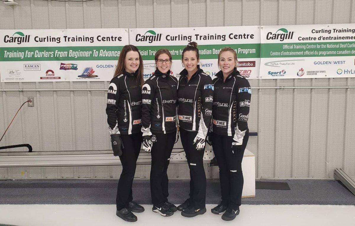 2019 Cargill Curling Training Centre Icebreaker