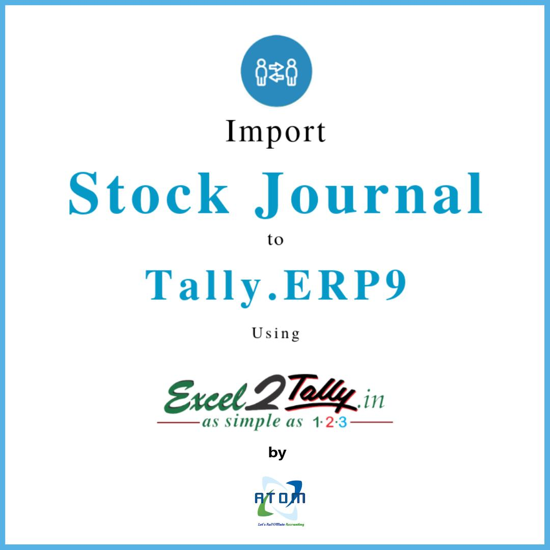 Excel2Tally in (@Excel2Tally)   Twitter