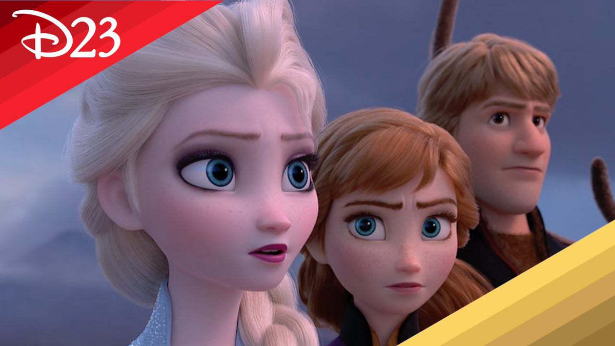 RT @IGN: Here's why Frozen 2 won't give Elsa a love interest. https://t.co/ehcIgmL5T6 https://t.co/azPm2hNlfb