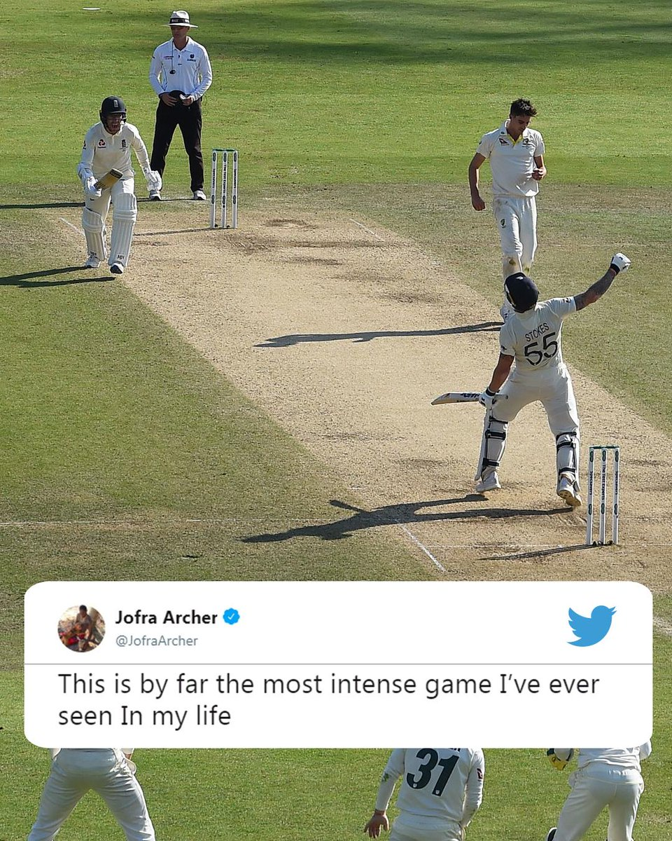 Which is the most intense game youve seen? #Ashes