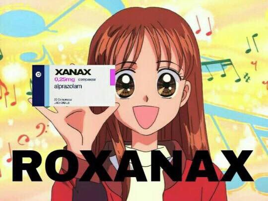 #Rossana