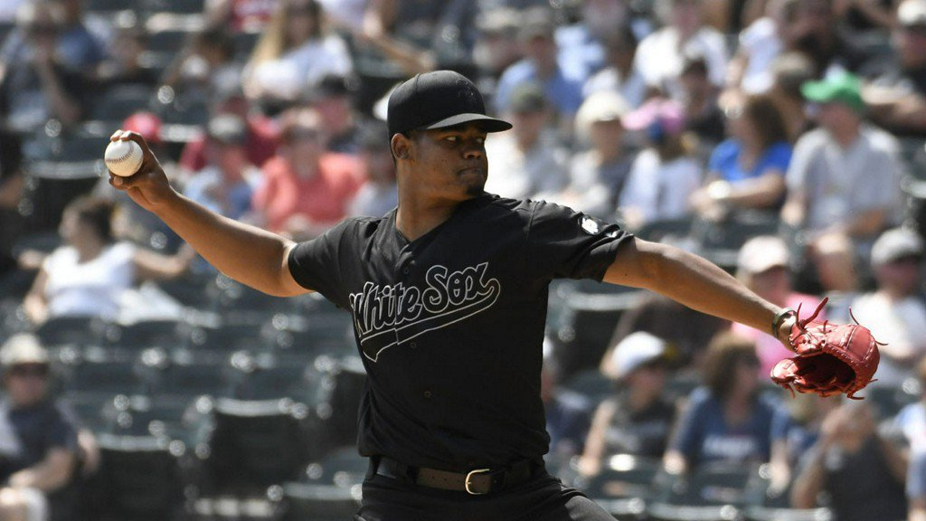 Reynaldo Lopez Pitches 5 No-Hit Innings Until Leaving With Stomach Flu, White Sox Shut Out Rangers https://t.co/gHedANTqpE https://t.co/gNUkl1aHYu