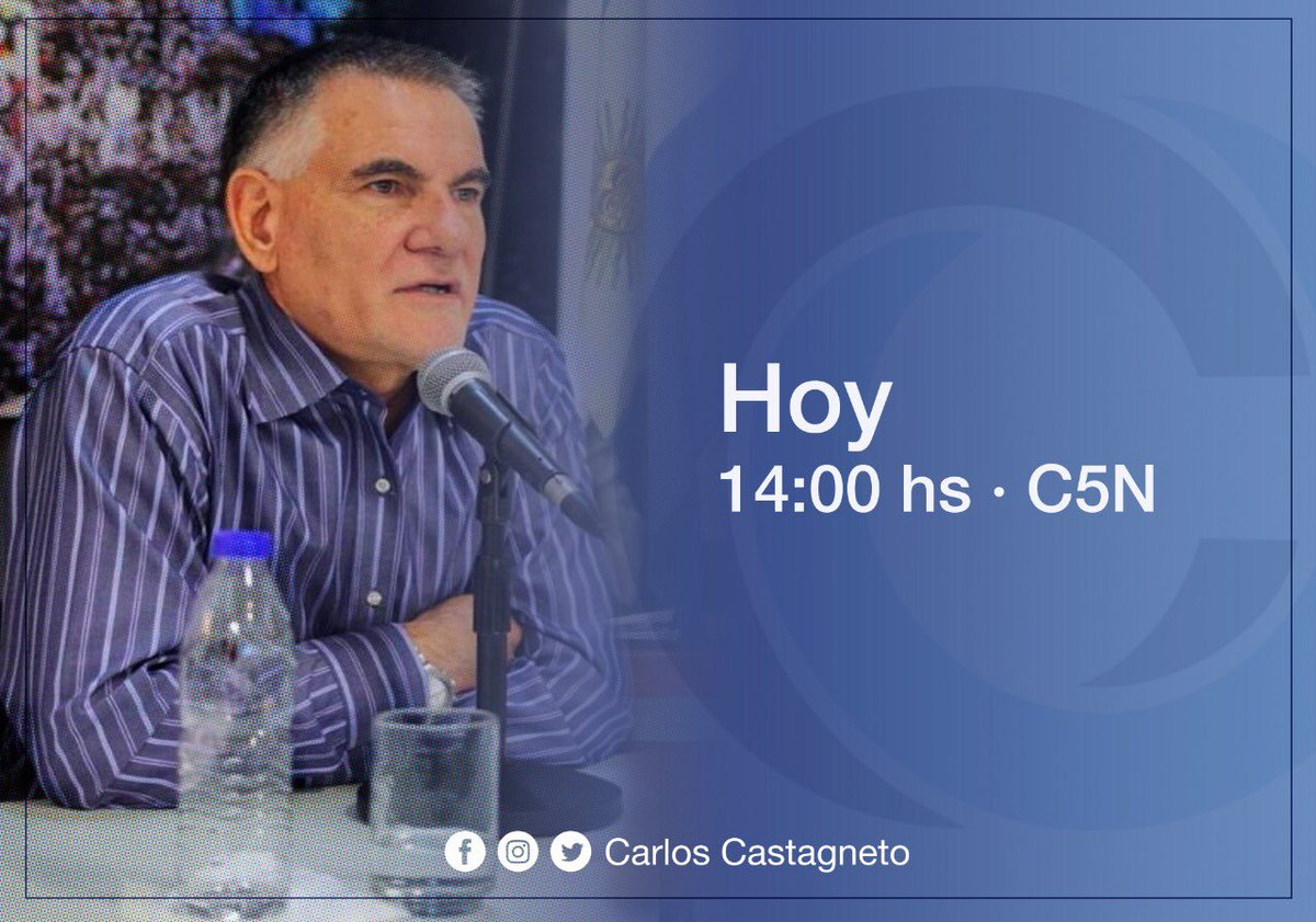 Carlos Castagneto (@CastagnetoC) | Twitter