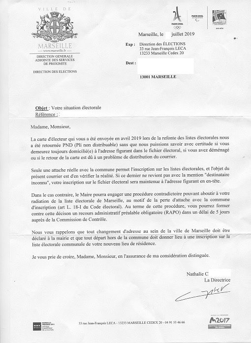 Benoit Payan On Twitter Tentative De Manipulation