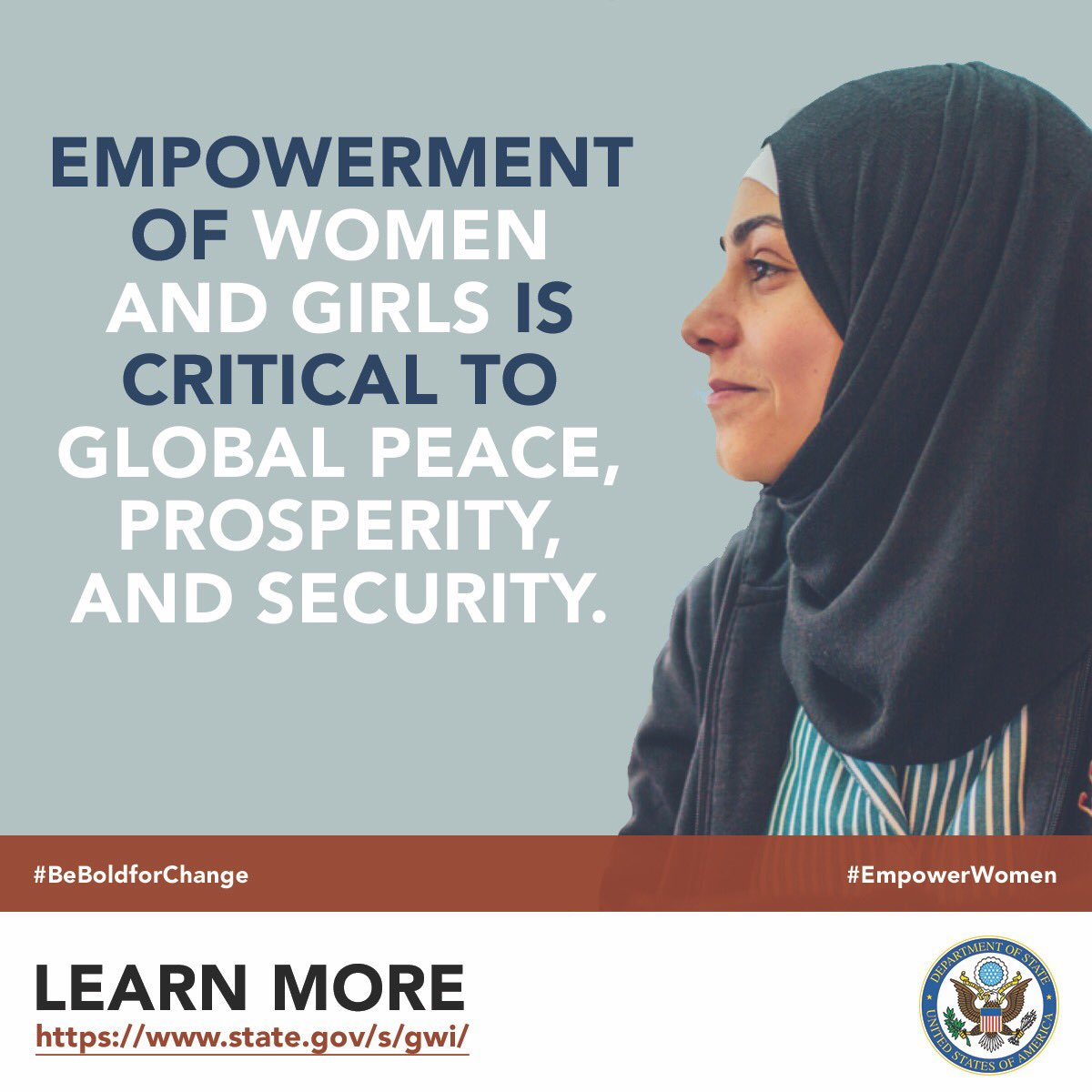 99 years ago today, women got the right to vote in the USA.  In Qatar, men and women got the right to vote at the same time, in 1999.   Today is Women's Equality Day, but smart societies practice that every day. #USAinQatar  @GenderAtState https://t.co/W1GYyaajvU