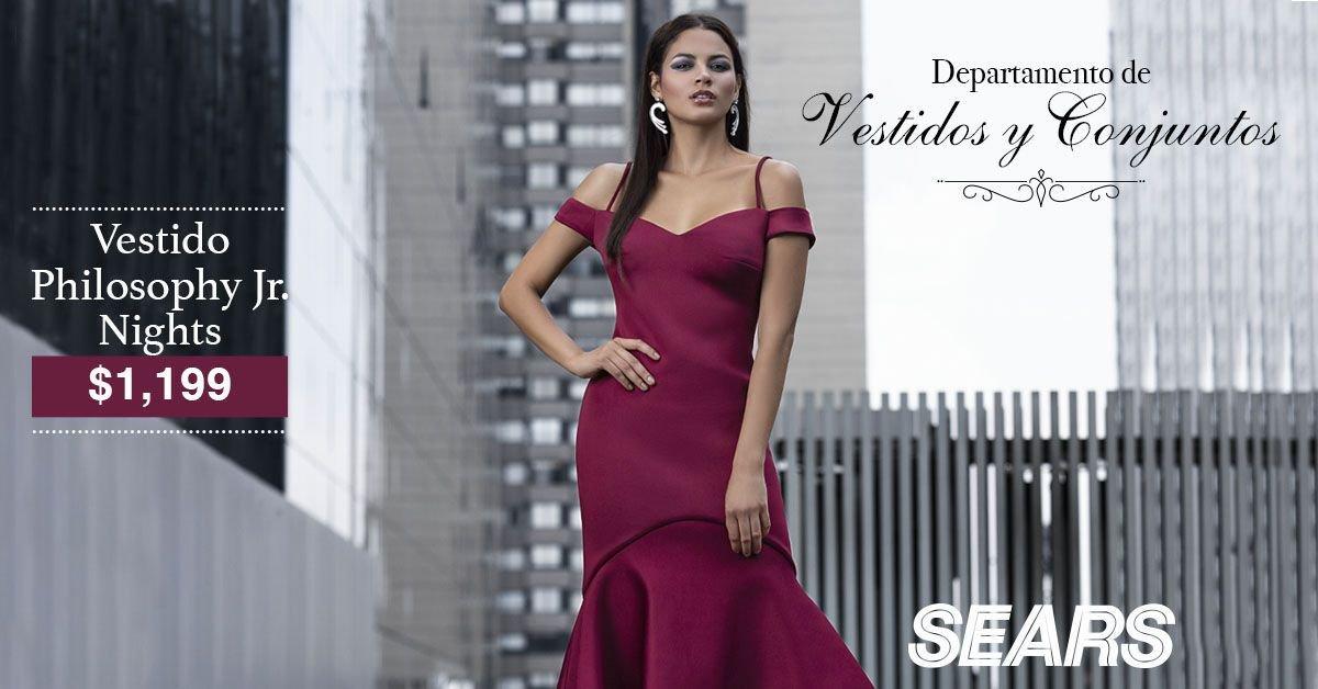 টইটর Sears México Luce Fantástica Con Este