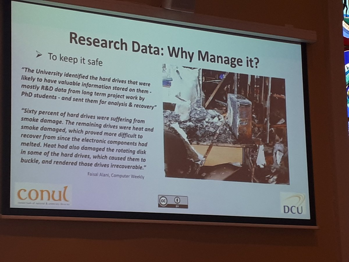 test Twitter Media - Why Research Data Management (RDM)? One big reason why! 🤯 #openscience https://t.co/8c7OyS075p