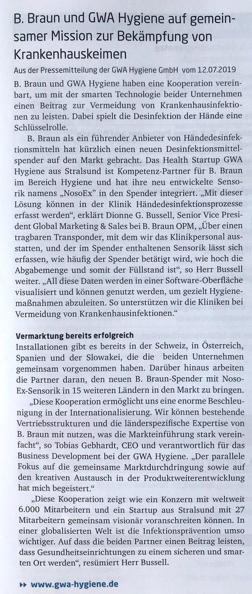 B  Braun Deutschland (@bbraun_de) | Twitter