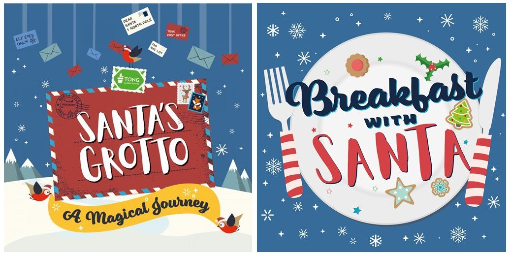 Tong Garden Centre On Twitter Book Now To See Santa Our Santa S Grotto And Breakfast With Santa Tickets Are Now Available To Buy Don T Miss Out On A Magical Experience