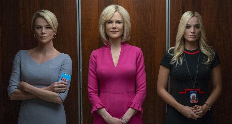New Trailer for FOX News movie BOMBSHELL starring Margot Robbie, Charlize Theron & Nicole Kidman https://t.co/KjIqN4V0PG https://t.co/mefTiHCqDP