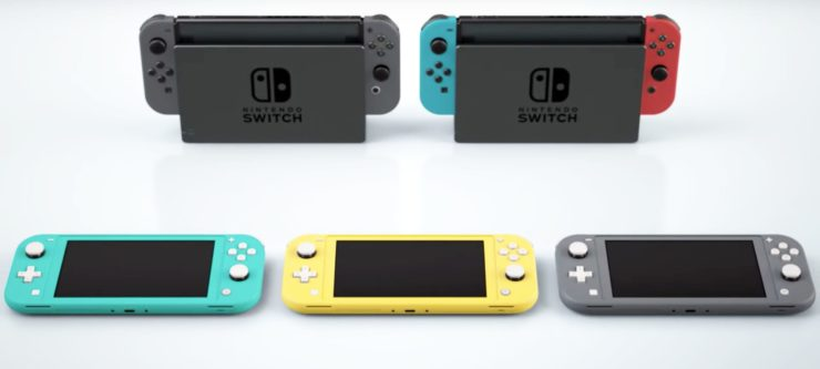 Nintendo Switch Lite Feels Very Solid; Controls Changes Detailed https://t.co/1xB0G6SIoR https://t.co/S21hwFYwAv