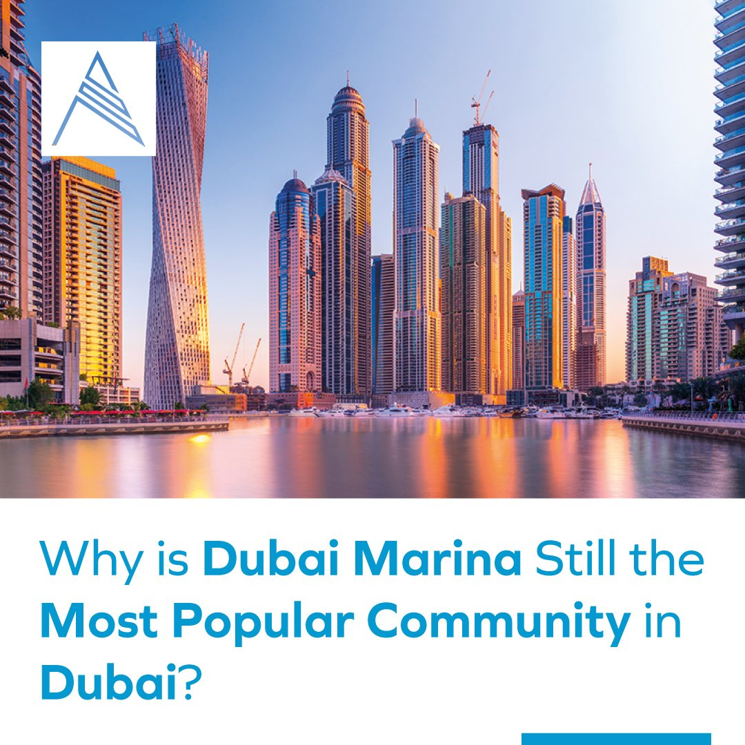 While there are new communities constantly emerging in Dubai, one of them is firmly holding its first position as Dubai's most popular area to live in.   https://t.co/ZvsGWVRhen  #AQUAProperties #RealEstate #DubaiRealEstate #DubaiMarina #DubaiLifestyle #MyDubai #UAE https://t.co/cIlP6lJrlg