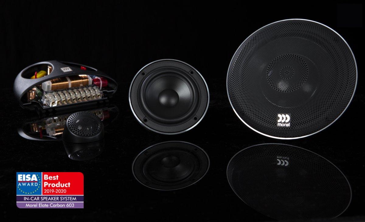 Best Car Speakers 2020.Morel Wins Eisaawards Best Car Audio System For 2019 2020
