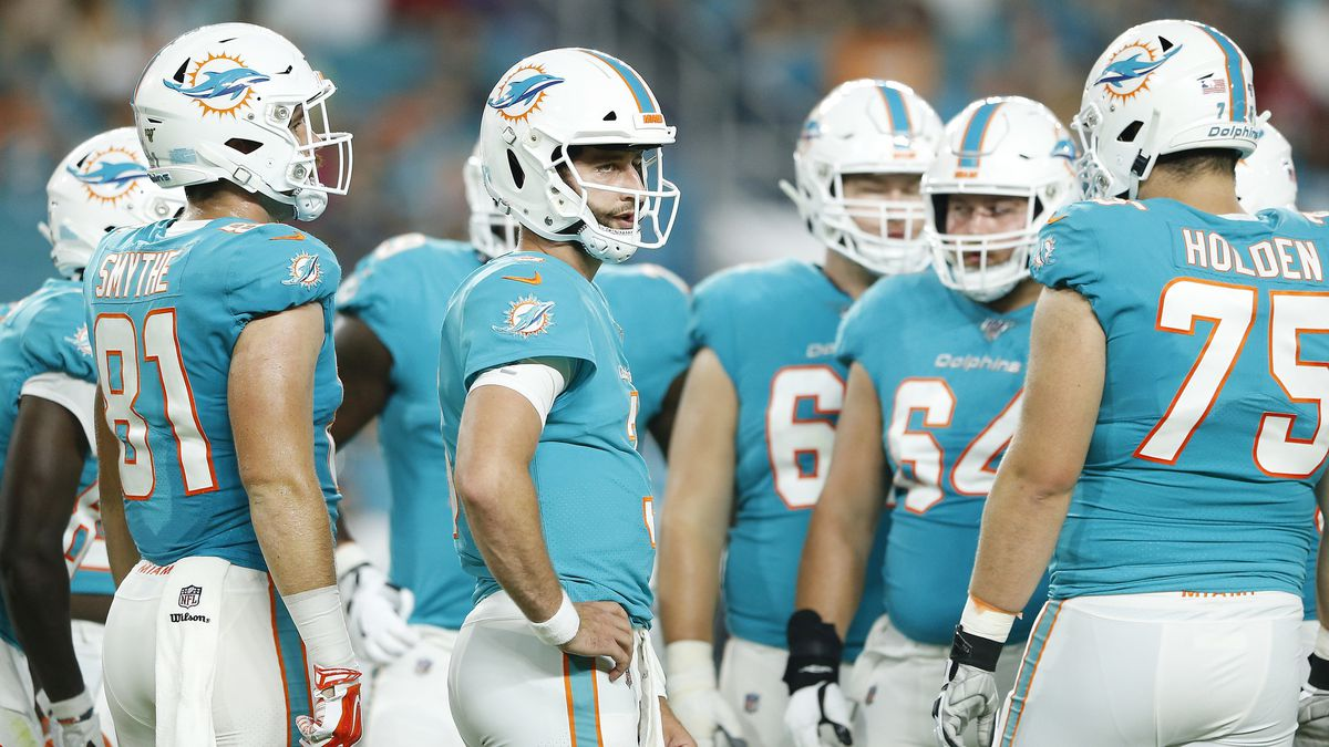 How well do you know the new-look Miami Dolphins? | Quiz https://t.co/rKR7T7P4mA https://t.co/agT4ElfcAc