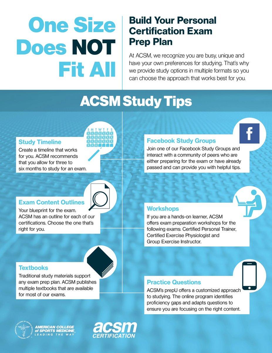 ACSM Career Center (@ACSMcareers) | Twitter