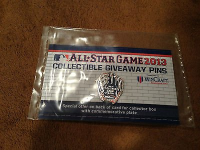 New York Mets SGA All Star Game 2013 Fanfest Collectible Pin Wincraft - GLOVE: $29.99End Date: Aug-31 19:41Buy It Now for only: US $29.99Buy it now | Add to watch list https://t.co/l153dKwulS https://t.co/YXXtQp1ToA