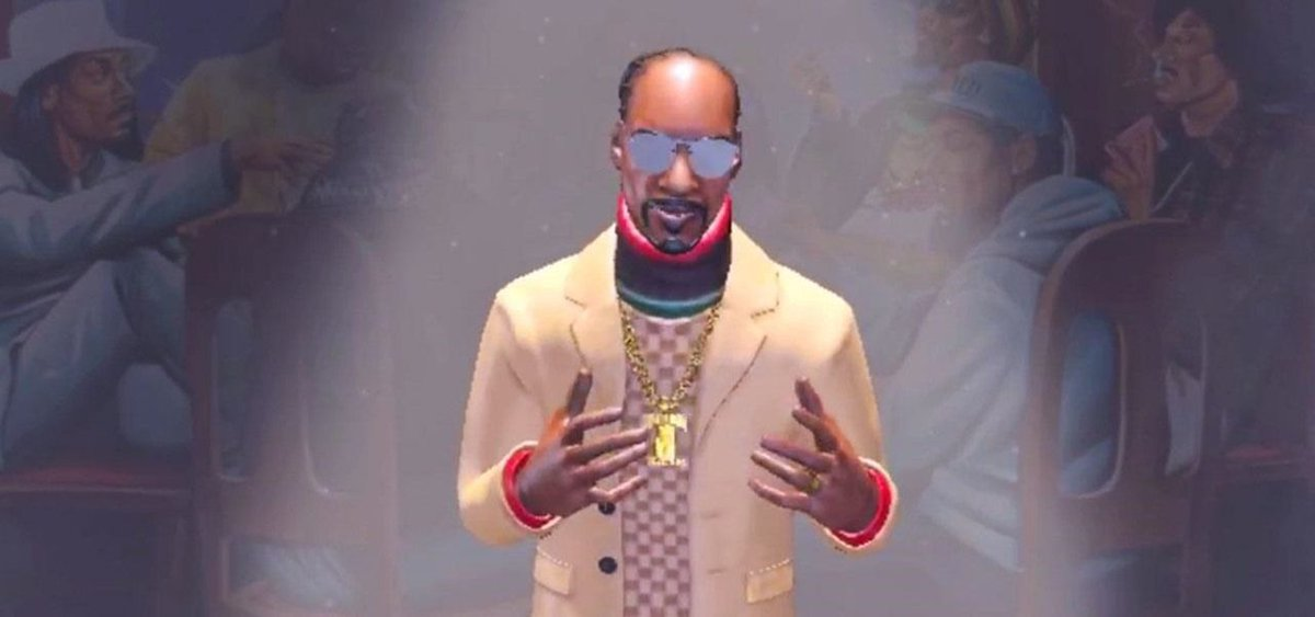 He might be an O.G. rapper, but #SnoopDogg has officially entered the cutting-edge of #AugmentedReality #technology via a hidden feature included with his newest music release. #Snoop Dogg Becomes #Snapchat #AR Character for His Latest Record j.mp/2L6hLew