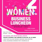 Image for the Tweet beginning: Calling all #WomenInBusiness!! Register today