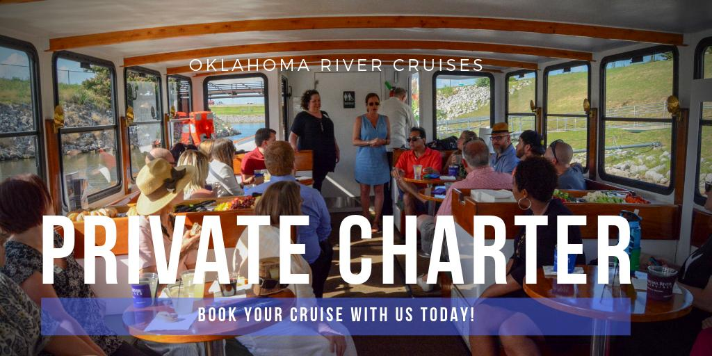 Charter Cruises are year round! Whether it's a corporate event or a family reunion, Oklahoma River Cruises are a great way to celebrate.  Learn more here --> https://t.co/p6HKq6nZvd https://t.co/8XeUzVKH7L