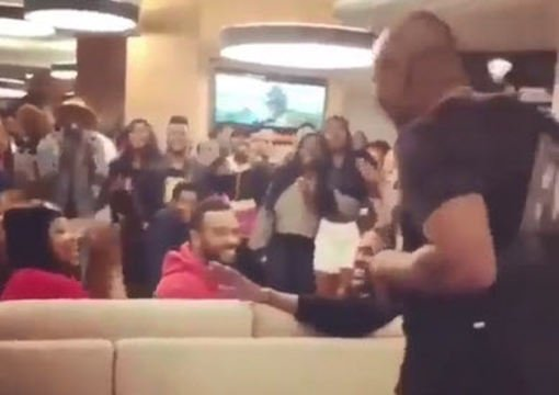 Kanye West And Nas Suprise Dave Chappelle With A Full Blown Choir Singing Happy Birthday!