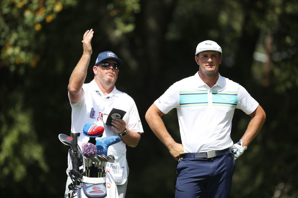 Bryson DeChambeau insists his pace is fine. So we timed him at the Tour Championship https://t.co/D1sHbygVhv https://t.co/g8vQ410cEX