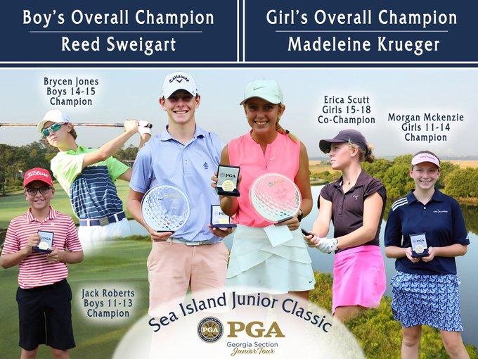 Junior Golf   Georgia Pro Golfing Tournaments   GeorgiaPGA com