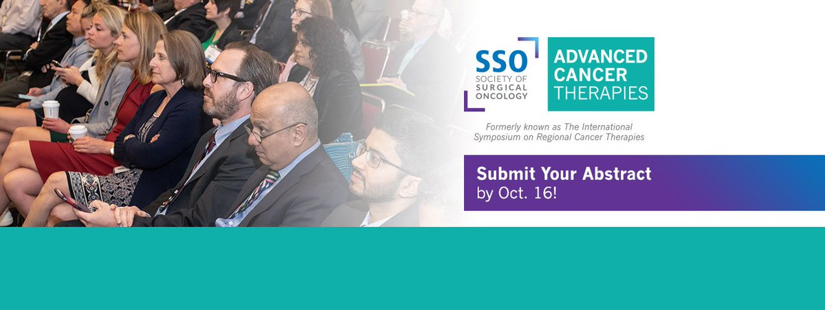 Society of Surgical Oncology (@SocSurgOnc) | Twitter