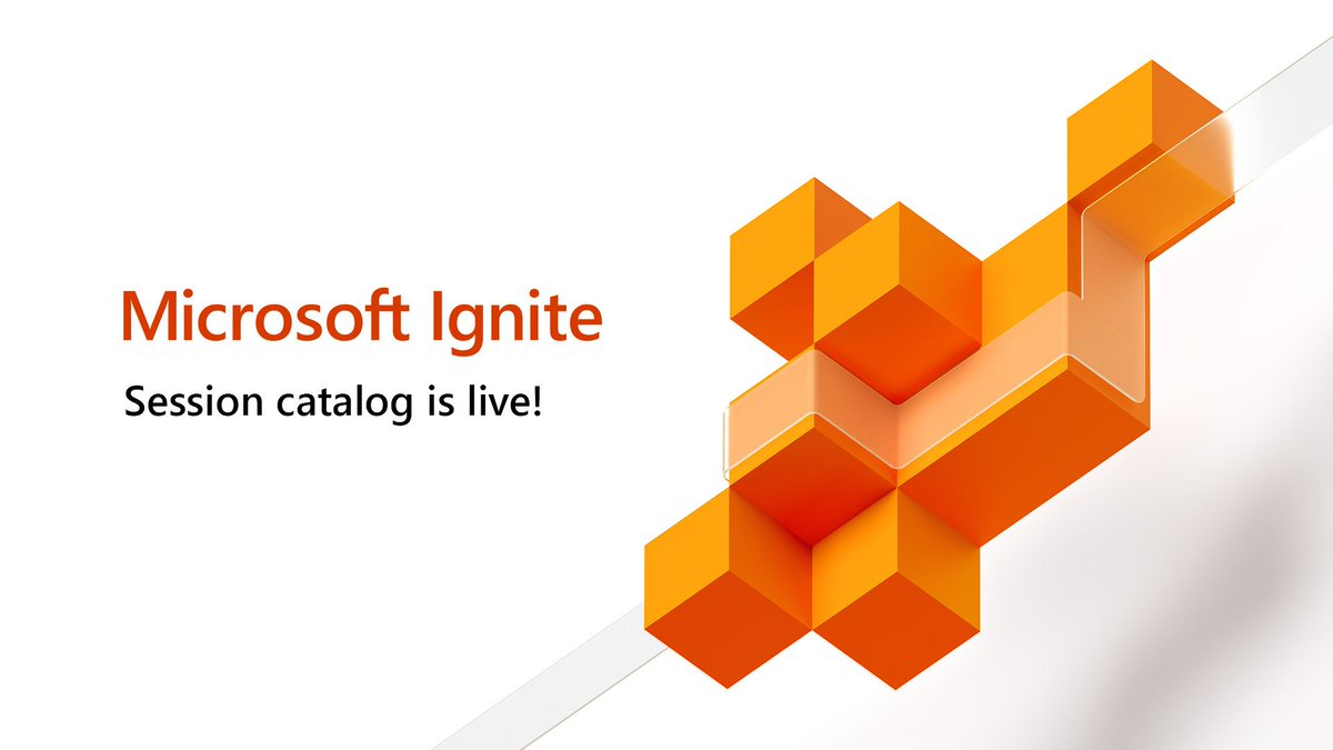 Microsoft Ignite (@MS_Ignite) | Twitter
