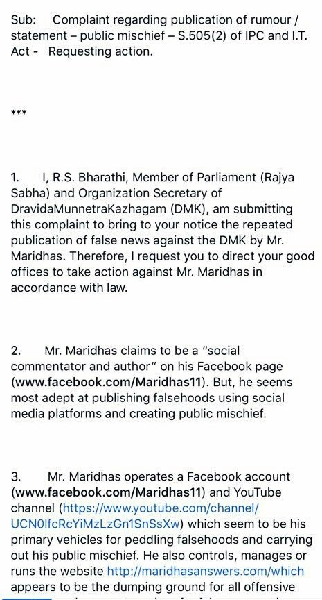 Nandagopal K M 's tweet -