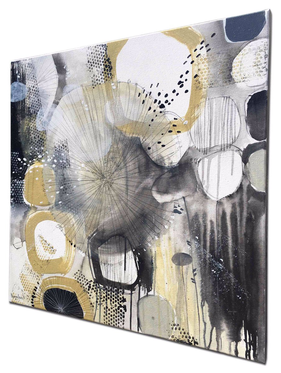 RT @ArtByIrinaCoUk: Contemporary abstract painting on canvas https://t.co/xIekxjWSWO