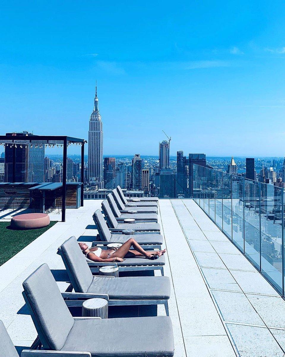 Best Rooftop of New York City ☀️https://t.co/G9polVp06y https://t.co/un1TI2fwXM