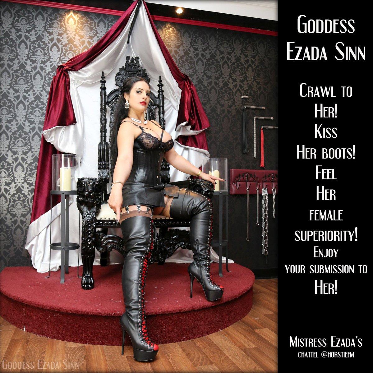Femdom mistress carrie