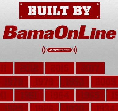 RT @BamaOnLine247: Built By BamaOnLine Podcast:  Depth Chart Day Thoughts  https://t.co/YwYlS7m3yT https://t.co/6tafympk9q