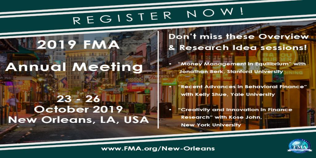 FMA International (@finmgmtassoc)   Twitter