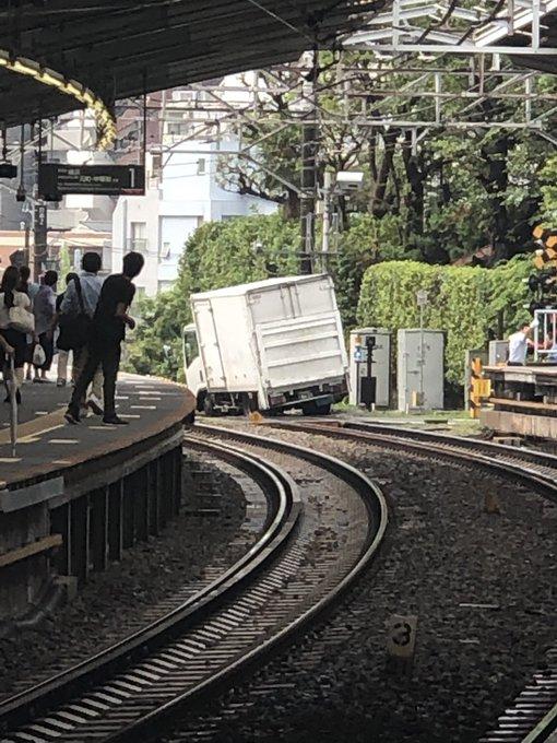 東横線 遅延