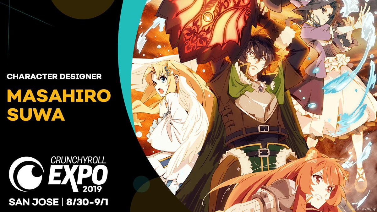 The Rising of the Shield Hero @ShieldHeroEN Timeline, The