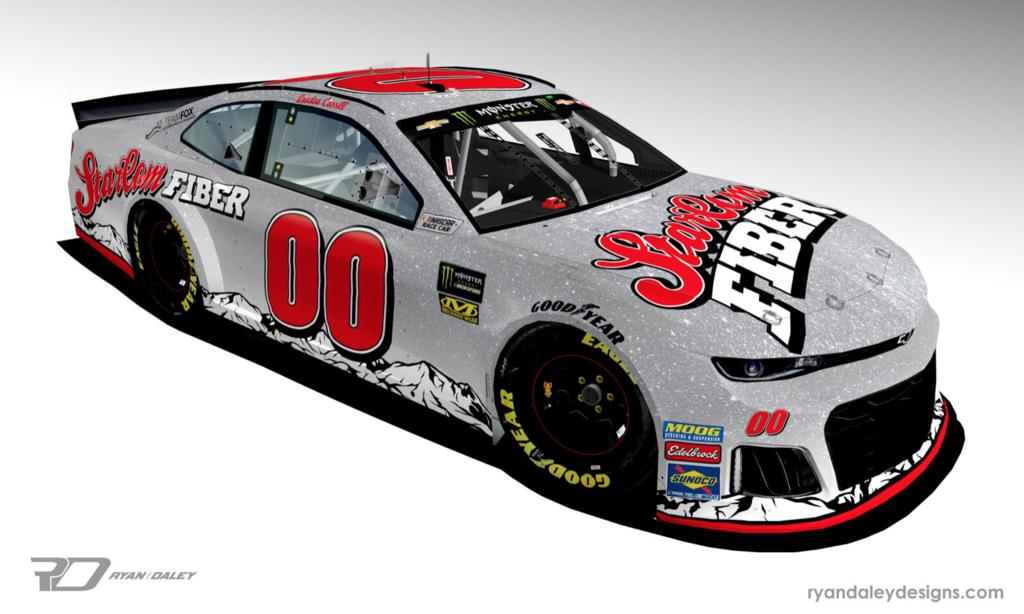 Honestly. This should've been Jamie McMurray scheme for the Daytona 500. But I digress. #NASCAR https://t.co/aVQg2cuGSC