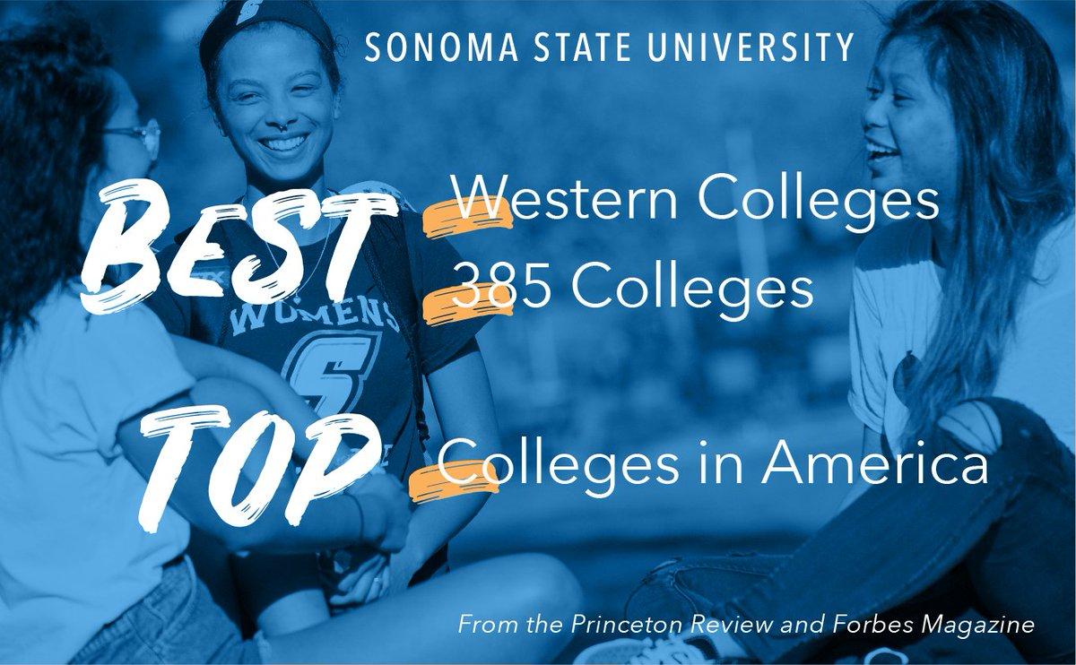 Sonoma State University (@SSU_1961) | Twitter