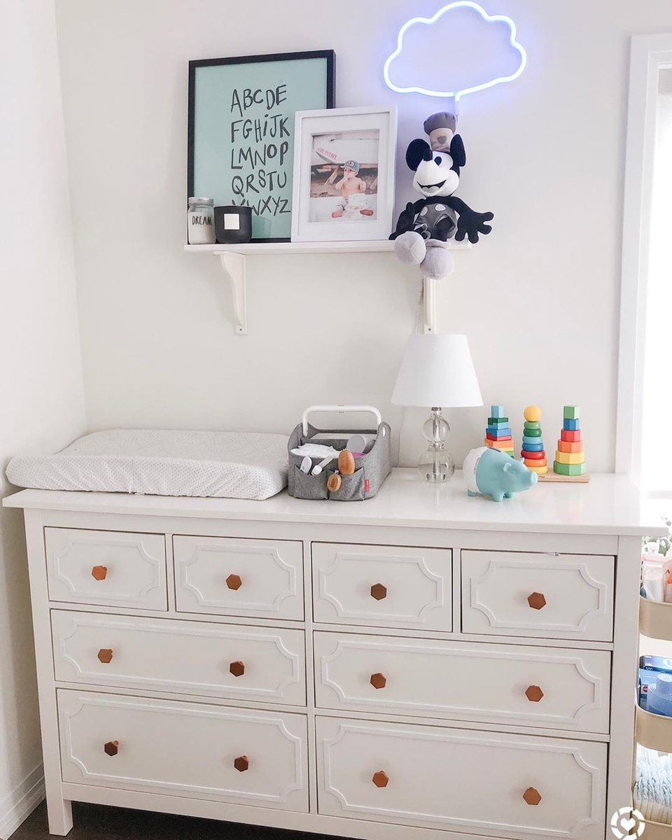 O Verlays On Twitter We Are Loving This Sweet Cloud Nursery Complete With Anne O Verlays On An Ikea Hemnes 8 Drawer Thanks For Sharing Daniella Myoverlays Anne Overlays Ikea Ikeahemnes Ikeahack Hemnes,Best Places To Travel In The World 2020