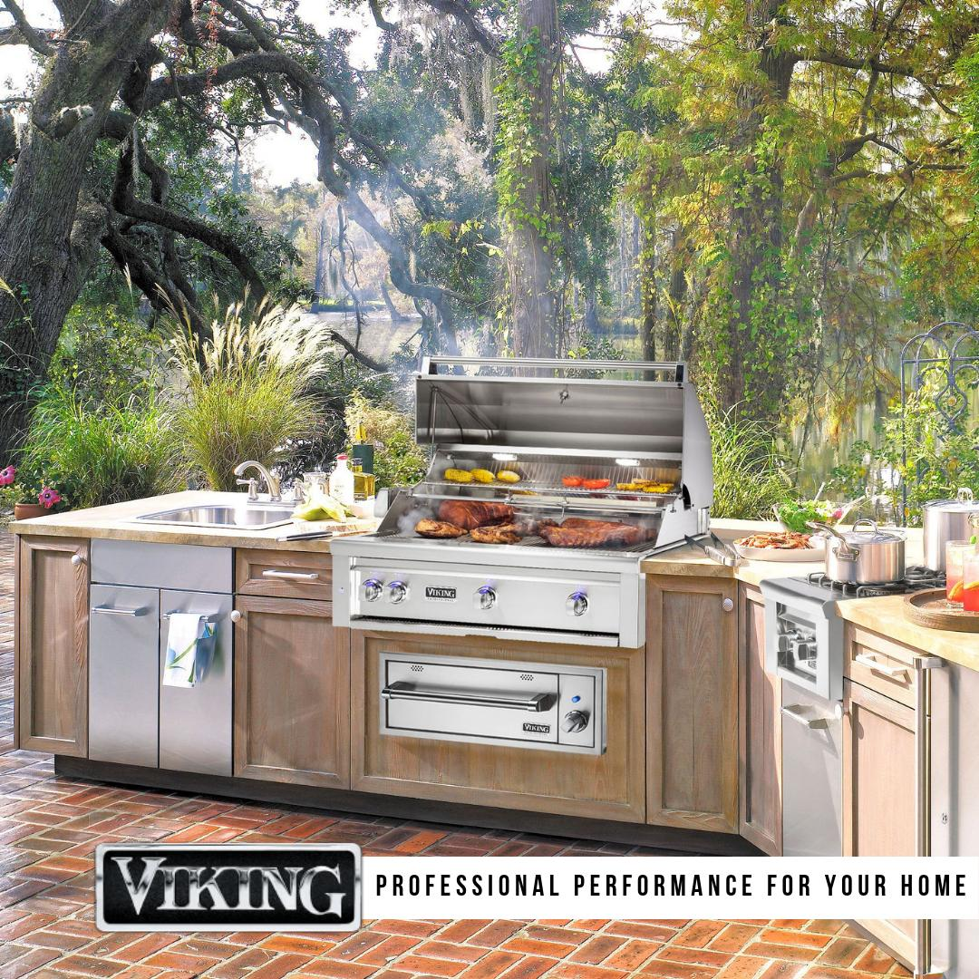 Viking Range On Twitter For Professional Results That Showcase Your Culinary Skills Only One Name Will Do Viking Experience The Viking Outdoor 2017 Ultra Premium Line Yourself Https T Co Pwgsvw8o29 Vikingrange Trueviking Vikingimprovements