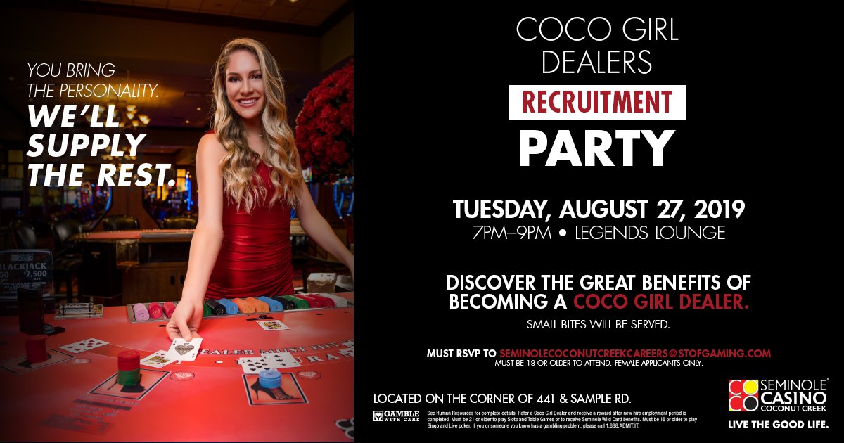 Seminole Casino Coconut Creek (@CasinoCoco) | Twitter