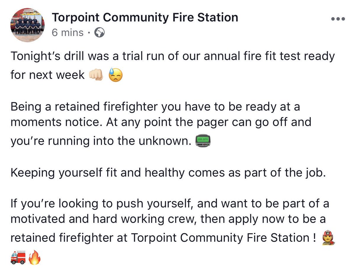 Torpoint Community Fire Station (@TorpointCFRS) | Twitter