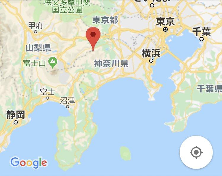 地震 山梨