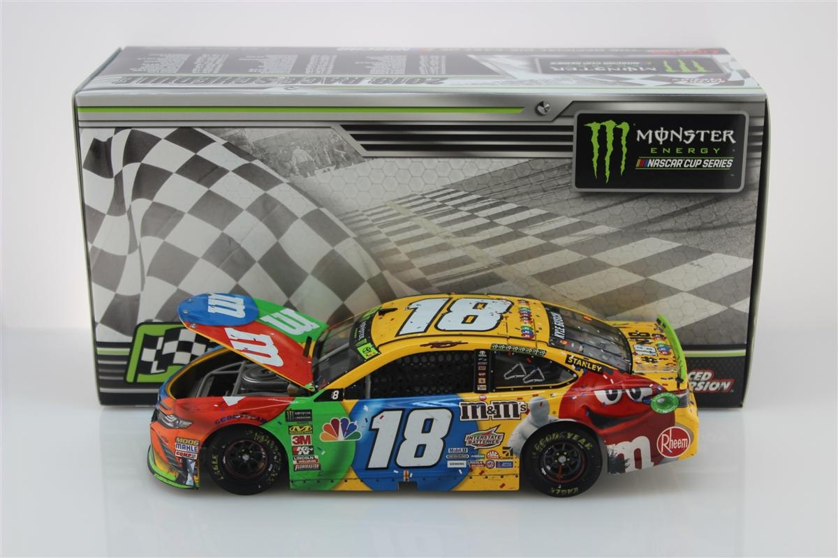 RT @DiecastFans: NEW: @KyleBusch 2018 M&M's Phoenix Race Win! Order now at @PlanBSales!   https://t.co/VFRICRXSTw https://t.co/qUJgx5oKDl
