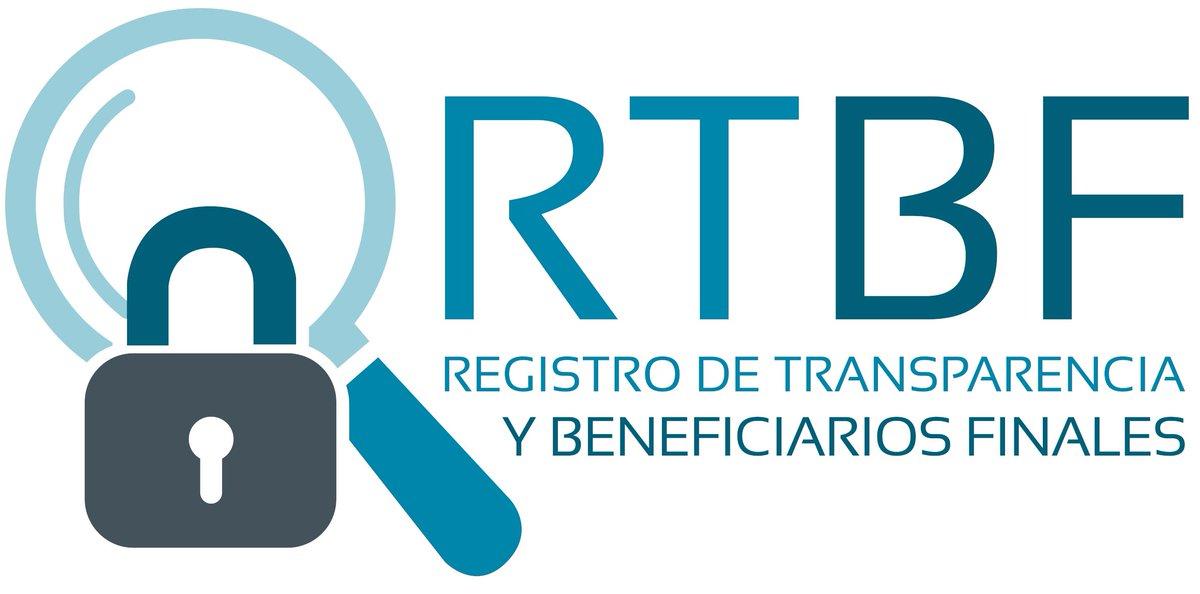 """Ministerio Hacienda en Twitter: """"REGISTRO DE TRANSPARENCIA Y ..."""