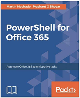 Check out Powershell Admin for Office 365 book co-authored by InfoStrat alum Martin Machado https://t.co/s1FaA5qqoL https://t.co/f64jAvezxz